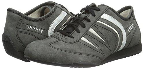 Esprit Espritjay Lace Up - Mujeres Low Sneakers Black (001 Black)