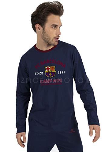 Mercaroupa - Pijama FC Barcelona Hombre Hombre Color: