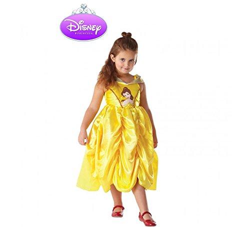 Zzcostumes Klassisches Bella Kostüm für Mädchen von 3 bis 4 Jahren