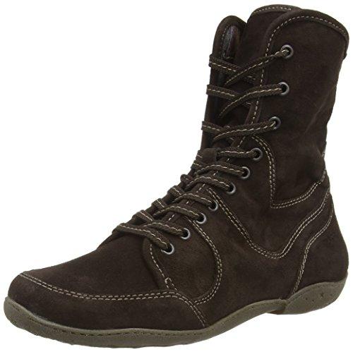 Marc Shoes Kira, Bottines Chukka à tige courte femme Marron - Braun (T.D.Moro 490)