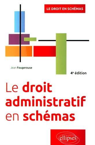Le Droit Administratif en Schemas 4e Édition