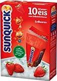 Sunquick Erdbeere 3er Pack (30x60ml) -