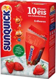 Sunquick Erdbeere 3er Pack (30x60ml)