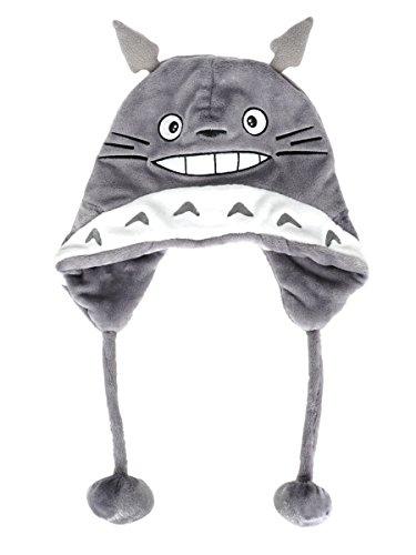 e Totoro Bommel Mütze (Totoro Kinder Kostüm)