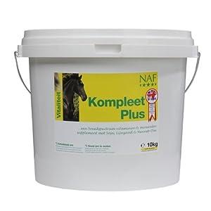 Naf oilovite 10kg–Vitamine und Mineralien für Pferde