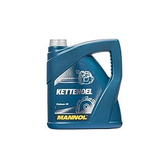 MANNOL Kettenoel  Motorenöl, 4 Liter
