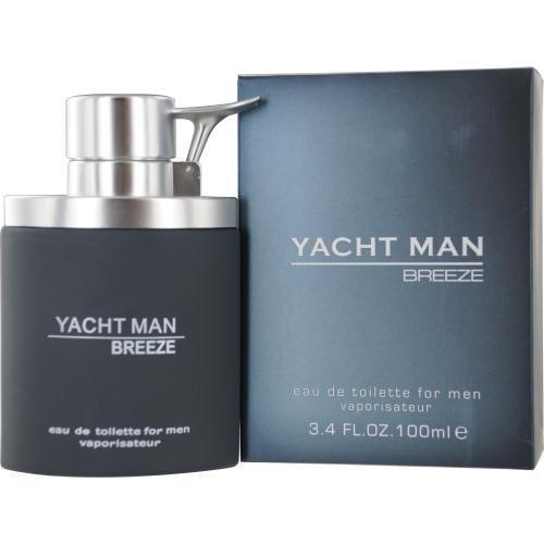 Yacht Man Breeze Eau de Toilette - 100 ml