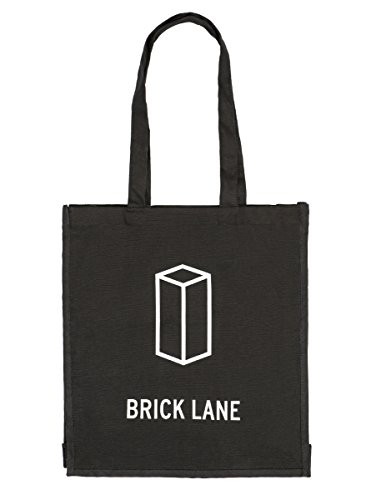 Tower London Noir Brick Lane textil Sac