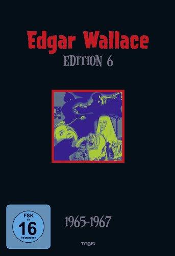 Edgar Wallace Edition 06 [4 DVDs]