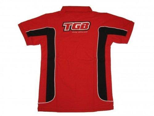 Preisvergleich Produktbild TGB Poloshirt rot,  Größen:XL,  Farben:rot