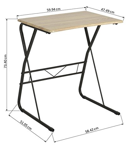 Mesa de estudio plegable de pared - Mesa de estudio plegable ...