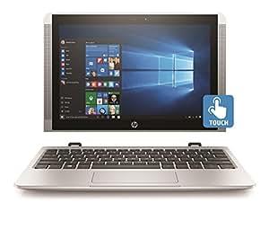 [Ancien Modèle]HP x2 10-p015nf PC Portable 2-en-1 10'' Argent (Intel Atom, 4 Go de RAM, 128 Go, Intel HD Graphics 400, Windows 10)