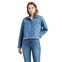 Camisa Levis Rania Cropped...