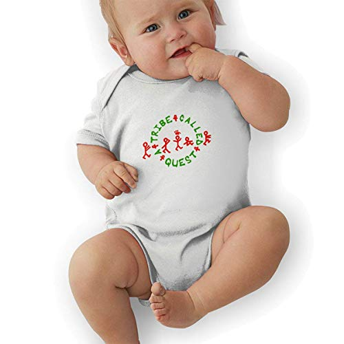 Bodys & Einteiler,Babybekleidung, Baby one-Piece Suit,Baby Jumper,Pajamas, Baby Boy Bodysuit, A Tribe Called Quest Logo Organic Baby Toddler Bodysuit Baby Clothes -