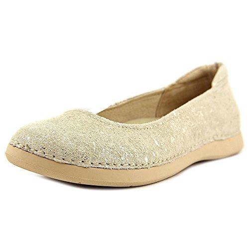 alegria-petal-mujer-us-10-crema-zapatos-planos