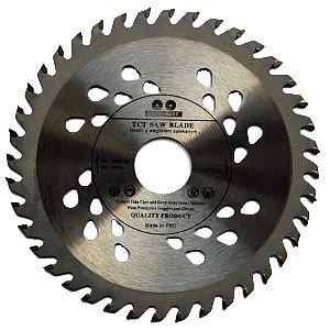 Lame de scie circulaire de qualité supérieure (Skill Scie) 180mm x 20mm pour les disques de coupe de bois circulaire 180mm x 20mm x 40dents