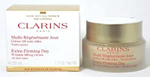 Clarins Extra Firming Day Cream (All Skin Types) 1.7-Ounce Box