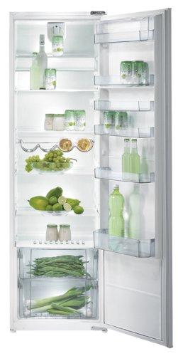 Gorenje RI 4182 BW Einbau-Kühlschrank / A++ / Höhe: 177,5 cm / Kühlteil: 325 L / weiß / Umluft-Kühlsystem mit QuickCooling / CrispZone / Flaschengitter