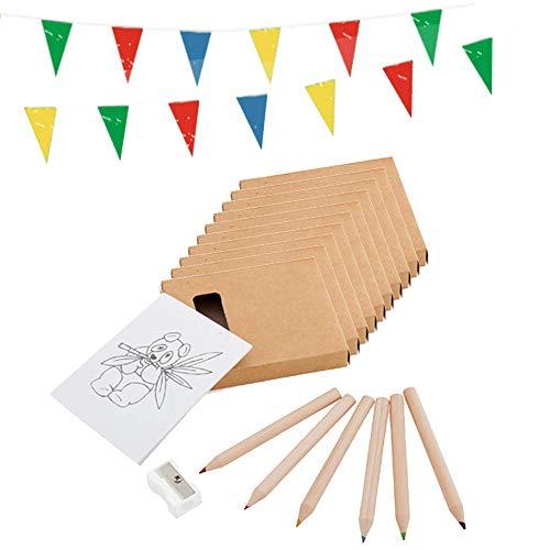 Piñatas Cumpleaños Infantiles Partituki. 20 Packs