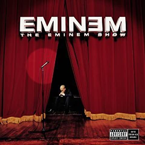 The Eminem Show [Limited Edition w/ Bonus DVD] by Eminem (2002-05-28)