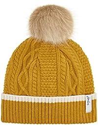 864eabb5d67 Amazon.co.uk  Yellow - Skullies   Beanies   Hats   Caps  Clothing