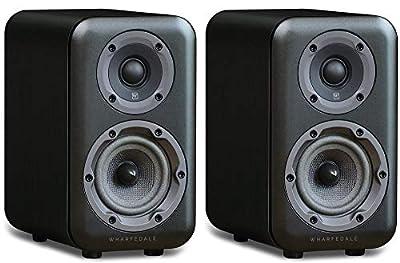 Wharfedale D310 Speakers (Pair) (Blackwood) by WHARFEDALE