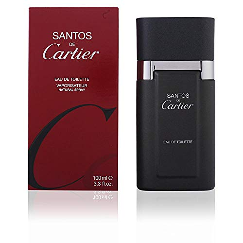 Cartier Santos de Cartier Man, Eau de Toilette, 100 ml