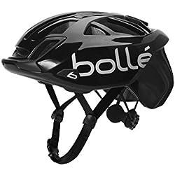 Bollé 31591 - Casco Ciclismo, Unisex Adulto, Negro, 58-62 cm