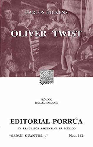 Oliver Twist por Charles Dickens