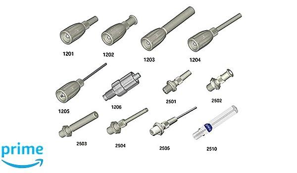 Dutscher 910773/maschio adattatore Luer