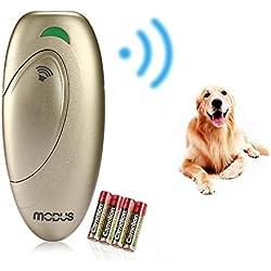 Petacc Handheld Ultrasonic Bark Control Hund Barking Stop Hund Bellen Schalld?mpfer Ger?t Bark Abschreckung