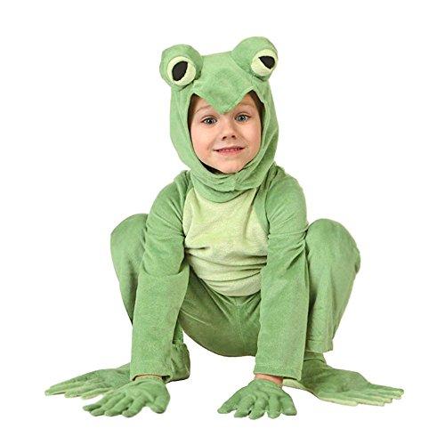 der Bühne Leistung Kleidung Spiel Kostüm, Frosch, S(Fabrikgröße: M ()