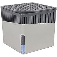 Wenko 50221100deshumidificador Cube gris 1000g deshumidificador Capacidad 1.6L, color gris oscuro