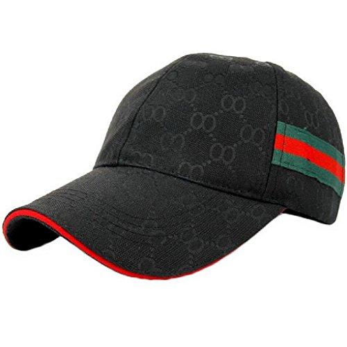 Ukerdo All'aperto Sport Attrezzato Cappelli per Uomo Cappellini da Baseball Capplleo Accessori (C)
