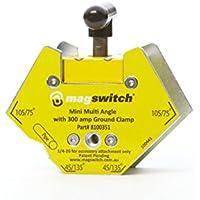 Magswitch Mini Multi Angle w 300amp GC - 300A Mini Multi-Ángulo En Trabajo/Apagado Magnético Se Sostienen Con El Ground Clamp