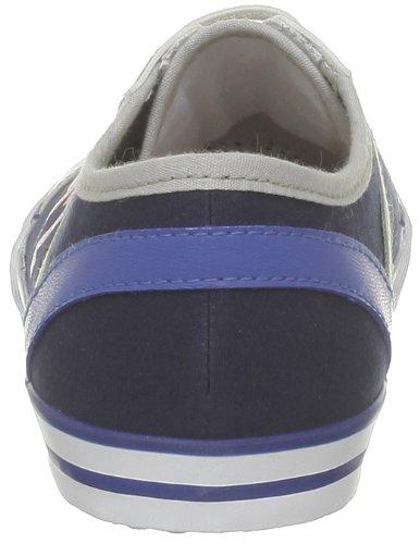Catimini Caire, Chaussures à lacets garçons Bleu (52 Ttx Gris/Bleu)