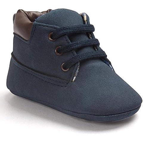 Vovotrade zapatos del niño del bebé