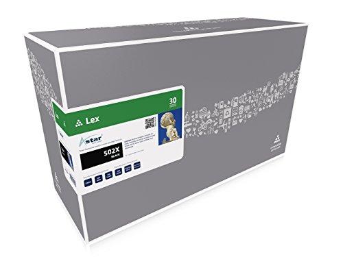 Preisvergleich Produktbild Astar AS10105 Toner kompatibel zu LEXMARK 502X, 10000 Seiten, schwarz