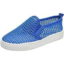 Zapatos de Moda para niños ❤️Riou Zapatos de Estilo Simples para niños Zapatos de niños