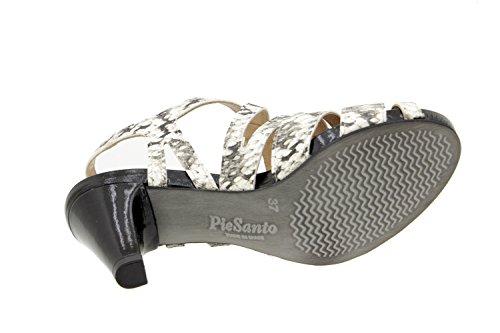 Komfort Damenlederschuh Piesant 6259 sandale pumps schuhe bequem breit Hielo