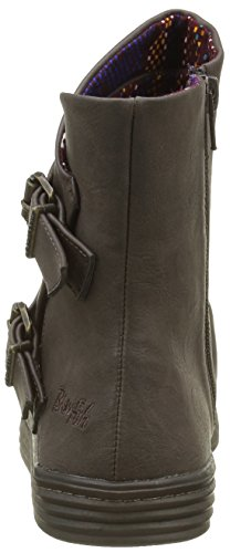 Blowfish Damen Oil Stiefel & Stiefeletten Braun - Marron (Brown Texas PU 205)