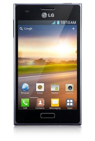 Foto LG E610 L5 Smartphone, Nero [Italia]