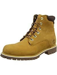 Timberland Herren 6 in Basic Alburn Waterproof Stiefel,