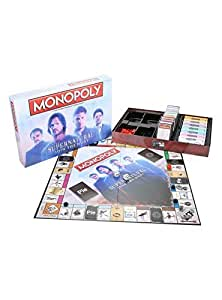 Monopoly Supernatural Join the Hunt Board Game by USAopoly