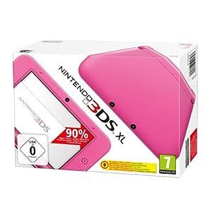 Nintendo 3DS XL – Konsole, pink