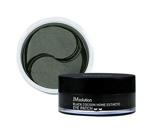 [JMsolution] Black Cocoon Home Esthetic Eye Patch - 90g (60pcs) - Gel Moisturizing Toner