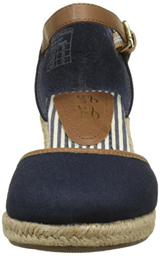 Tom Tailor - 2790903, Sandali Donna blu (navy)