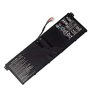 amsahr AC14B7K-02 Replacement Battery for ACER AC14B7K, Swift 3 SF315-41, Spin 5 SP515-51GN, Nitro 5 Spin NP515, Spin 5 SP515-51GN-80A3 ()