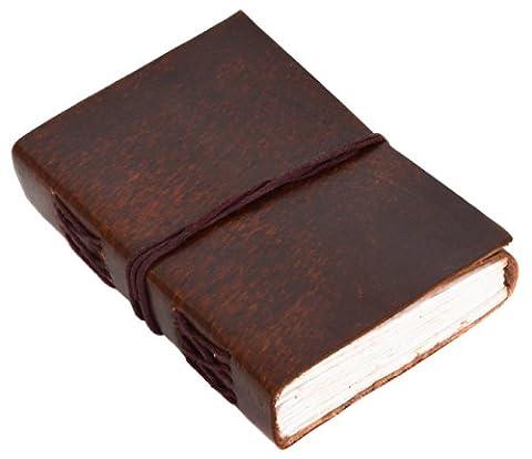 Lederbuch Notizbuch Gusti Leder