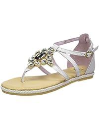 Stonefly Lux 5(405-11) Leather amazon-shoes bianco Pelle